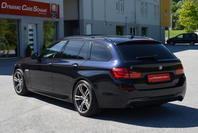 BMW 535d Touring F11 M-Paket